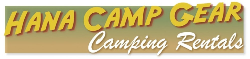 Hana Camp Gear