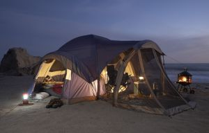 beach-camping-family-tent
