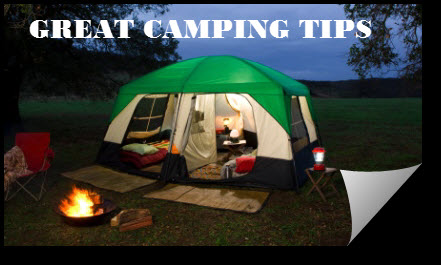 Camping Tips Hana Camp Gear